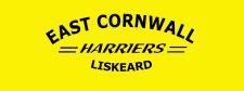 East Cornwall Harriers Logo